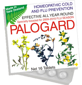palogard cold and flu prevention image